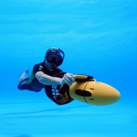 Wholesale by DHL W sea scooter Dual Speed Water propeller Diving Under Water Scooter