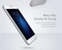 Meizu original M3S mini teléfono móvil 2.5D cristal MT6750 Octa Core 5.0