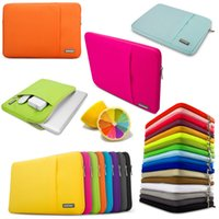 Wholesale 12 quot Notebook Laptop Sleeve Case Bag Cover For HP Dell Acer Lenovo Samsung Toshiba Asus Sony Apple