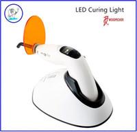 Wholesale Woodpecker Dental LED Curing Light Lamp Hi Power Optical Fiber Light Meter LED F