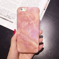 Cheap For Apple iPhone Stone Granite Marble Pattern Cases Best Leather Customize Plastic Hard Shell
