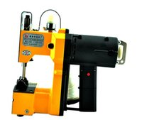 automatic baler machine - Portable electric sewing machine Packet Baler woven sack sealing machine