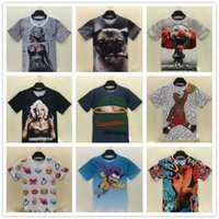 basketball patterns - 2016 Brand Clothing Funny Basketball D T Shirt Hot Sale Summer Style Pattern Mens T Shirts Slim Fitness Hip Hop Funny T Shirts
