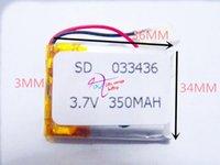 best portable recorder - best battery brand V lithium battery MAH MP3 MP4 PSP Portable Speaker Recorder