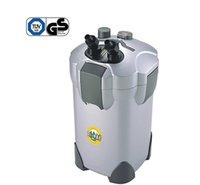 aquarium uv canister filter - 32W L H Aquarium Fish Tank Multi Stage External Canister Filter W UV Steriliser Light FILTER Filtration Media EFU AC220 V