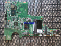 Wholesale 637584 motherboard for HP G42 G62 series DDR3 HD6370 M w i3 M CPU Tested Working perfect