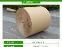 apple industries - wholesales Brown pure Kraft Paper Printing Paper apple packing paper for Christmas industry business product