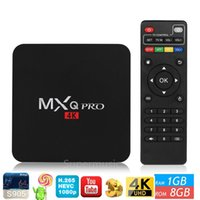 android hdmi cord - MXQ Pro S905 Android TV Box Quad Cord Amlogic KODI IPTV Pre installed Smart Media Player HDMI WIFI
