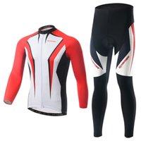Wholesale Fashion Man Cycling Jersey Bike Long Sleeve Sportswear Cycling Clothing CC0329