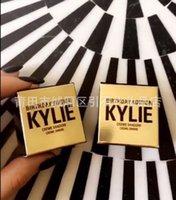 Wholesale Newest Kylie Jenner Birthday Edition Eyeshadow Creme Anastasia Kylie Makeup tech Rose Gold Kyshadow Kit Kylie Cosmetics