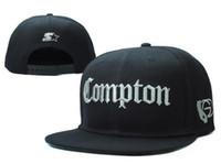 ball dancer - Compton Snapback Hats Starter Compton Men s and Women Exclusive Adjustable Baseball Caps Hiphop Bboy Street Dancer Caps