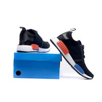 best running shoes for man - 1 Best Quality NMD Hot Sales shoes sports sneakers for men and women Running Shoes Breathable Sneaker Outdoor Shoes with Box