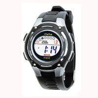baby dates - Excellent Quality Top Arrival Colorful Baby Girls Boys Students Time Electronic Sports Reloj clock Digital Watch relojes mujer