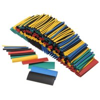 Wholesale New Electric Unit High Assortment Ratio Heat Shrink Tubing Tube Sleeving Wrap Kit with Box Colorful Lowest Price
