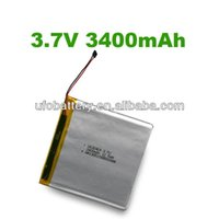 batery pack - LP626969 tablet PC battery recharge mAh v rechargeable batery li po batteries Packs for tablet For GPS Mobile Computer Parts