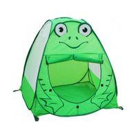 Wholesale Kids Adventure Play Tent Frog Type Children House Indoor Outdoor