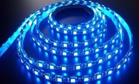 Wholesale Waterproof LED Strip m V DC smd White Red Green Blue for Car Decoration Lighting