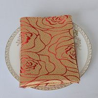 Wholesale High Quality Solid Color Mouth Cloth Hotel Restaurant Lint free Good Use Party Wedding Decoration Cloth Napkins DHL Free