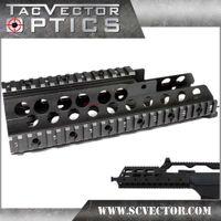 aluminum railing parts - Vector Optics Tactical Aluminum Picatinny Quad Rail Mount Handguard Hand Guard for Heckler and Koch H K HK G36C Parts