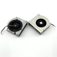 bare aluminum - New CPU Cooling Fan For Sony Bare fan For Panasonic UDQFZRH06DF0 DC V A wire pin Cooling Cooler Fan F601