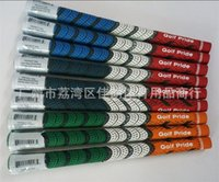Wholesale Golf Pride Grips Golf Grips For Golf Driver Grips Golf Clubs Golf Rubbers Colors High Quality Hot Sale
