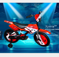 Wholesale 12 inch wheels Imitation motorcycle style children s bicycle for years Children toy bicycle