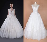 Wholesale The new manufacturer guangzhou lace wedding dress Han edition princess bride selling strapless dress