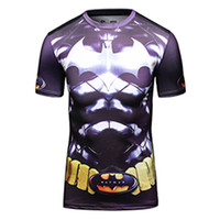 Wholesale Shirts For Sublimation Wholesalers - Great sale promotion quick dry compression sublimation printed t shirt short sleeve printing sportwear for man