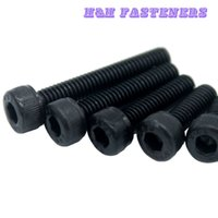 Wholesale M5 Thread Dia mm Carbon Steel Hexagon Socket Head Cap Screws Metric
