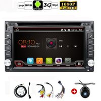 Wholesale 100 Android Car Audio GPS Navigation DIN Car Stereo Radio Car GPS Bluetooth USB Universal Interchangeable Player TV G MAP