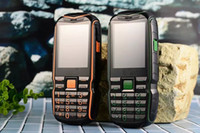 analog speaker phone - T600 XP3550 Original unlocked Shockproof MTK6269 G Big Speaker Senior Flashlight Dual SIM Card Mobile phone