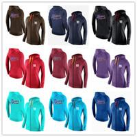 Wholesale New Women s Hoodies Detroit Tigers Baseball Jackets Sportswear Jogging Fleece sweatshirt Mixed order