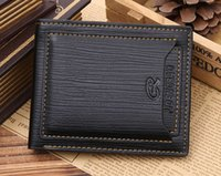 beautiful collection cottons - 2016 cappuccino new collection short beautiful useful fashion man wallet send your father or boyfriend