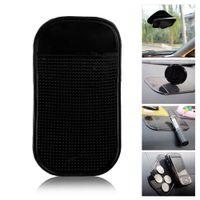 Wholesale Car Anti Slip Mat For iphone Samsung Phone mp3 mp4 Pad GPS Anti Slip Mat Automobiles Interior Accessories Non Slip Mat