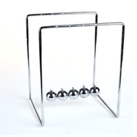 ball energy conservation - Newton Cradle Ball Desk Ornaments Science Toys law of conservation of kinetic energy