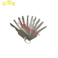 auto jigglers - Pick Lock tool locksmith tool lock pick Jigglers for Double Sided Lock