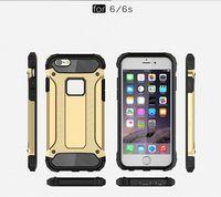 spigen - Armor Shockproof Spigen Cell Phone Case For IPhone S plus Galaxy S7edge S7edgeplus TPU PC In