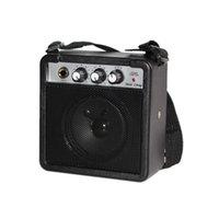 Wholesale Electric Guitar Loudspeaker Box Guitar Voice Box Guitar Parts Accessories