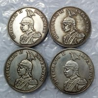 antique german coins - a set of German East Africa Rupie Coin Guilelmus II Imperator