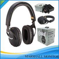 Cheap Marshall MONITOR Best DJ headphone