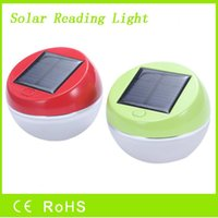 Wholesale 2016 all in one led solar light solar reading light cheap portable solar reading camping apple light from factory directly