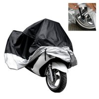 Wholesale Motorcycle Motorbike Scooter Waterproof UV Dust Protector Anti Rain Cover XXL with bag