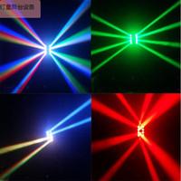 Rgbw conduit faisceau mobile de la tête France-LED RGBW lumière spider 8 lentilles 10w conduit faisceau mobile de la tête puissante disco décoration éclairage de boîte de nuit de scène