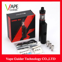 kanger tech - Kanger Topbox Mini W Kit Starter Kit Top Refilling ml Tank Watt TC Mod Newest Kanger Tech Kbox Topbox Mini Kit