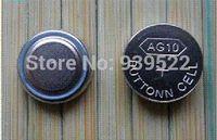 battery holder button cell - 100x AG1 SR621SW A LR621 LR60 CX60 Watch Cell Button Battery Alkaline Battery button battery holder