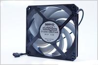 Wholesale Servo GentleTyphoon cm D1225C12B6ZPA44 V A GT2150 PWM D1225C Series Cooling Fan