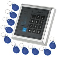 H4362 access control locks - Access Control Card RFID Proximity Entry Keypad Door Lock Access Control System H4362