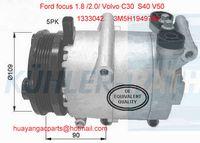 Wholesale VS16 clutch PV5 mm Auto air compressor for Ford C Max Focus Volvo C30 S40 V50 M5H19497BA