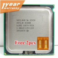 Wholesale Original Xeon X5450 SLBBE SLASB Processor GHz MB MHz Quad Core Server LGA CPU