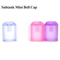 bell cup - Colorful Subtank Mini Bell Cap Clear Pink Purple Blue Bell Cup for Kanger Subtank Mini